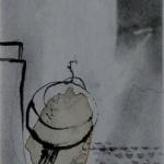 Graphite Study 2 / 15 x 10cm